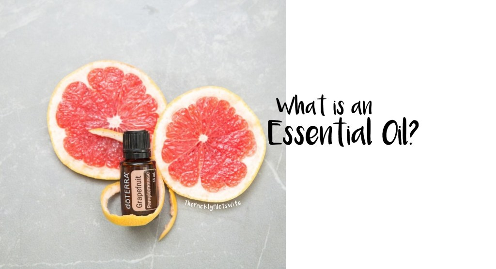 what is an essential oil doterra
