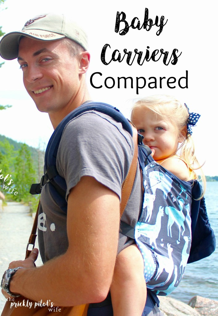 best baby carriers compared tula