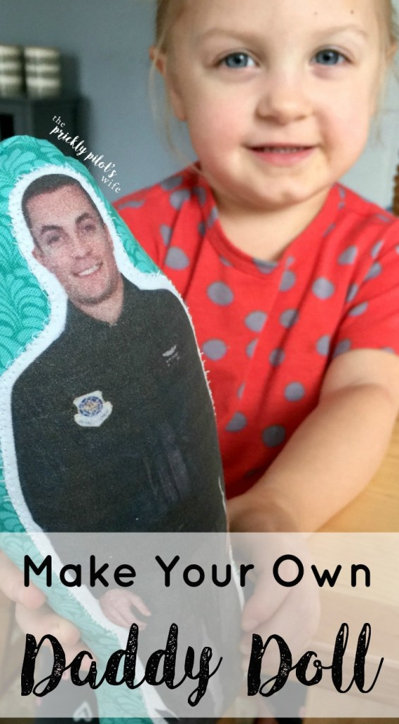 military daddy doll tutorial