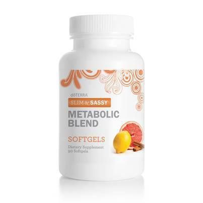 slim & sassy metabolic blend weight management