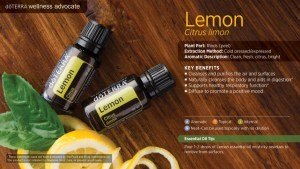 doterra lemon uses key benefits