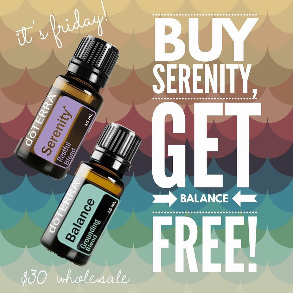 doterra bogo week july 2017