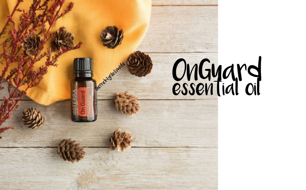 doterra onguard essential oil uses and benefits