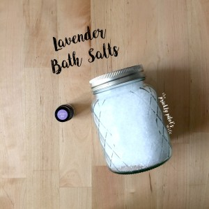 Lavender Bath Salts Recipe – doTERRA Essential Oils