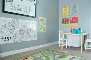 9 Must-Have Items for Your Homeschool Preschool