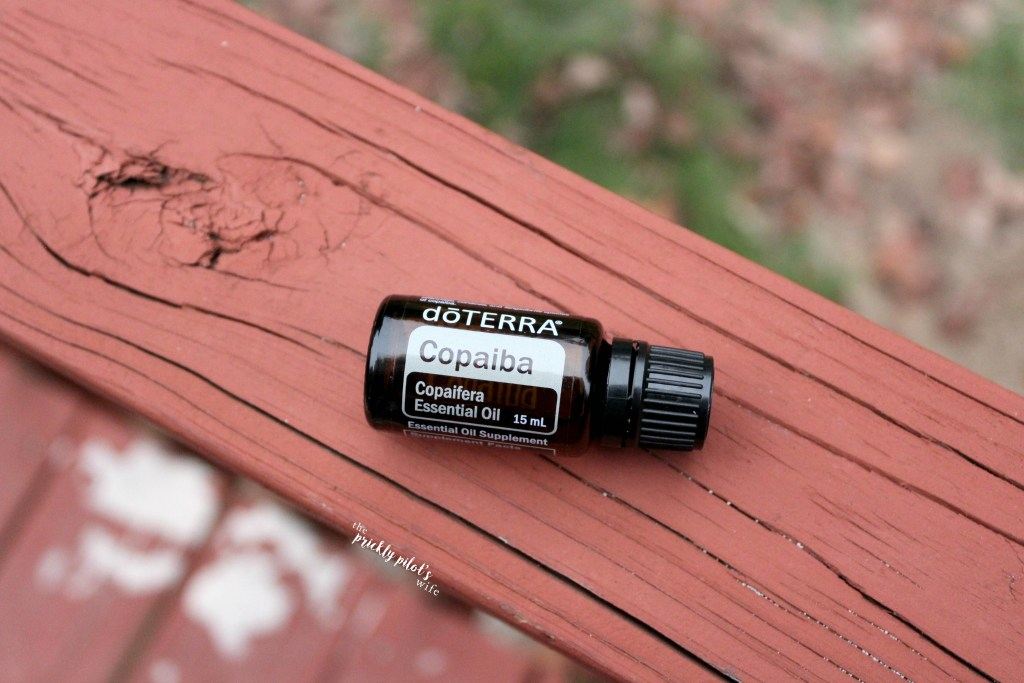 new doterra essential oils 2017 copaiba