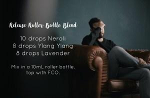 doterra neroli essential oil lavender ylang ylang roller bottle blend release