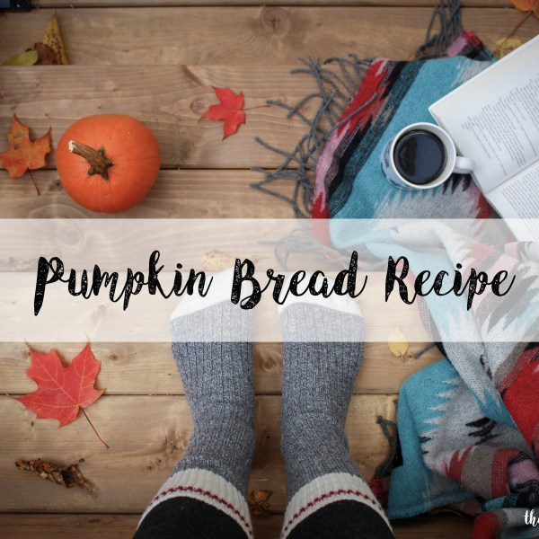 The Very Best Pumpkin Bread Recipe