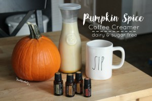 Pumpkin Spice Coffee Creamer Recipe – Dairy & Sugar Free