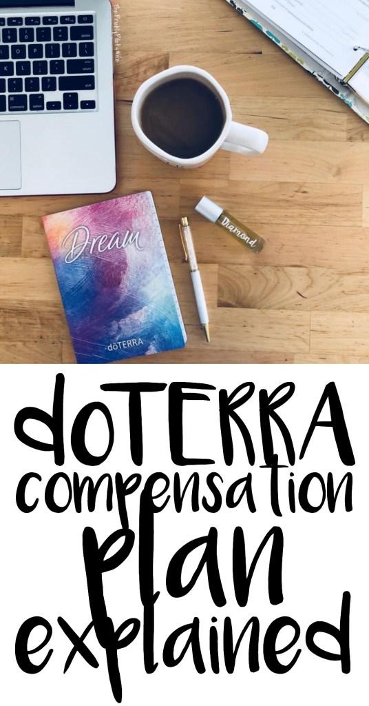 doterra compensation plan explained