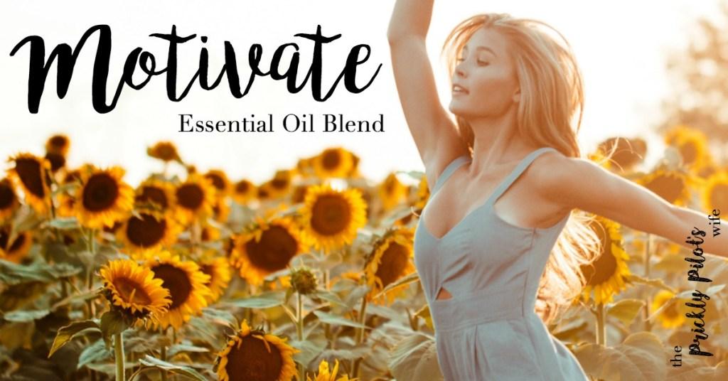doterra motivate essential oil blend
