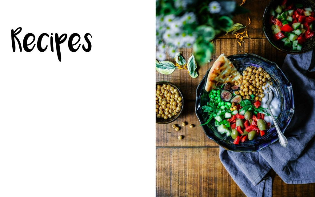 recipes from my kitchen with essential oils