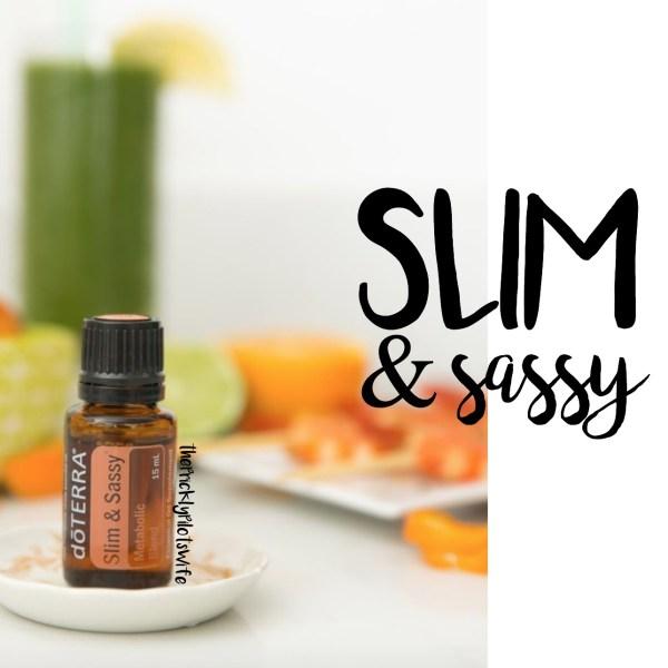 Slim & Sassy Essential Oil