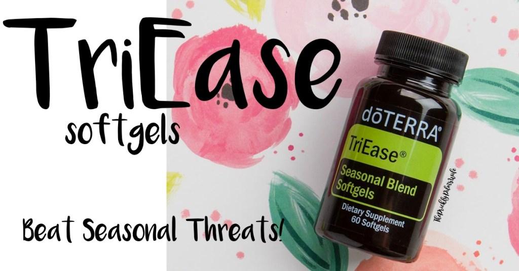 doterra triease essential oils
