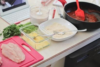 Paleo Chicken Parmesan - www.ThePrimalDesire.com