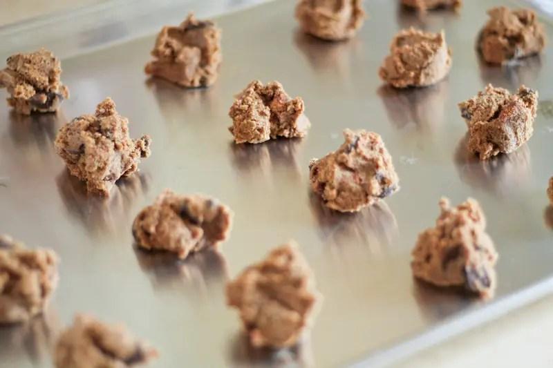 Paleo Chocolate Chip Cookies 07