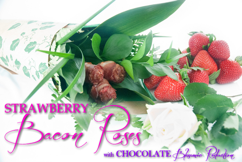 Paleo Valentine Bacon Roses - www.ThePrimalDesire.com