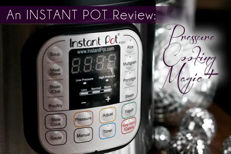 An Instant Pot Review - http://theprimaldesire.com/instant-pot-re…-cooking-magic/