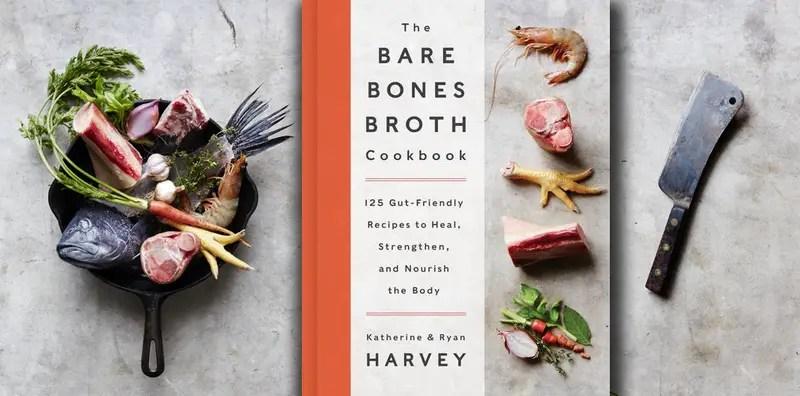 Bare Bones Broth Cookbook- giveaway