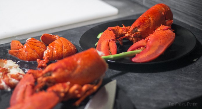 It seems this started when Herman got together with Sherman's crush. Typical lobster love triangle. http://wp.me/p4Aygm-2hu