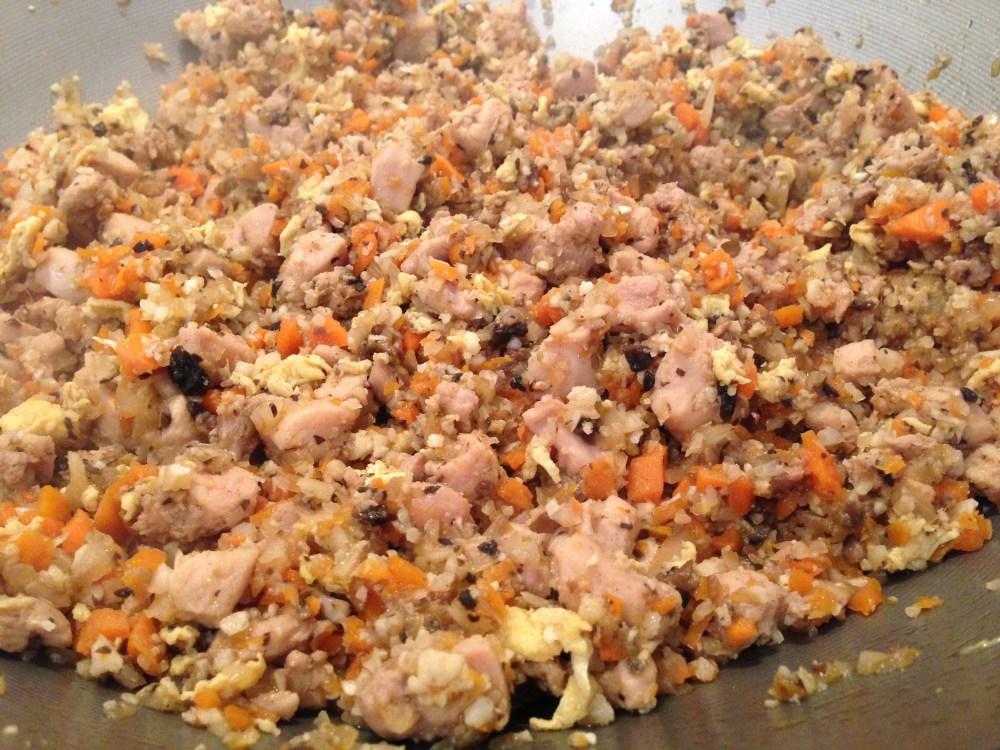 Chicken Fried Rice (2/6)