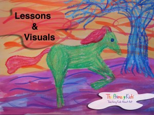 lessons and visuals image