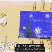 Van Gogh and Math – TED-Ed video