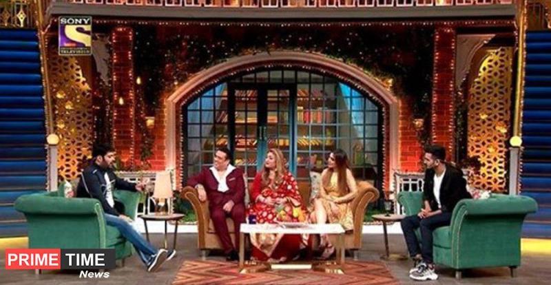 The Kapil Sharna Show: Govinda has changed his name 6 times - The PrimeTime