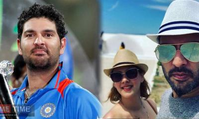 After cricket, Yuvraj Singh will now be seen in the web series, screen hazel wife will share