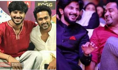 Dulquer Birthday Wishes to Asif Ali