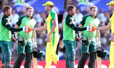 Australian coach said amidst panic of corona virus - we are not afraid, will continue to shake hands