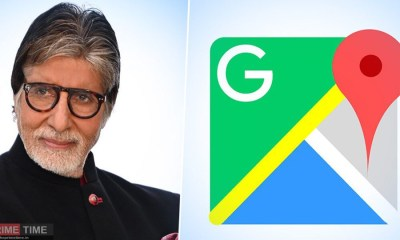 Amitabh Bachchan's voice will now be heard on Google Maps