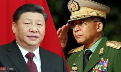 Fingers on China helping terrorist groups, Myanmar seeks help from world