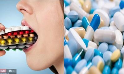 Taking antibiotics will increase the risk of Corona