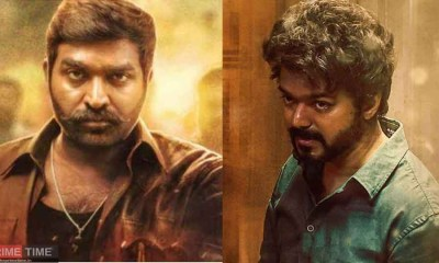 Vijay Sethupathi shares the highlights of 'Master' movie!