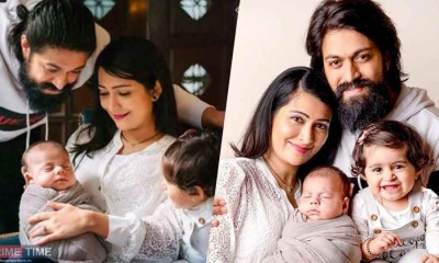 Yash revealed his son's name, Here's Yash Shares Video....