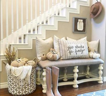 Cozy Rustic Fall decoration ideas to Welcome the New Season