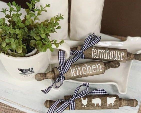 Amazing 30 vintage Inspired ideas for Farmhouse Decor .