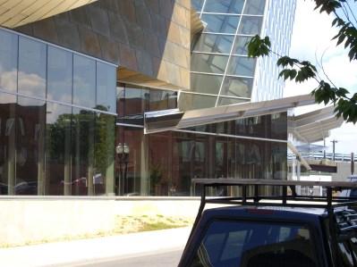 The Taubman Art Museum in the Heart of Roanoke