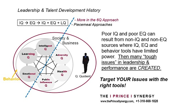 description of a good leader