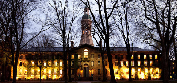 A Lawless University: The History of Princeton Law