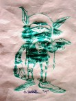 """""""Elf"""" by Shawn Scott Batchelder"""