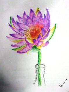 """Flower"" by Jonathan Jacob Nurse"