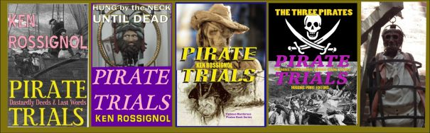 Pirate Trials Famous Murderous Books Series Books 1 - 4