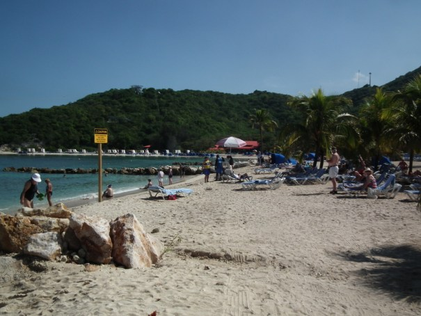 The private beaches of Labadee are free from peddlers and aggressive vendors. A shopping area for Haitian crafters is provided for those who like the excitement of barter and bargaining with locals. The only criminals on this island got off the ship with you. THE PRIVATEER CLAUSE photo