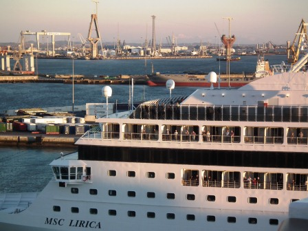 MSC lands its own island in Bahamas