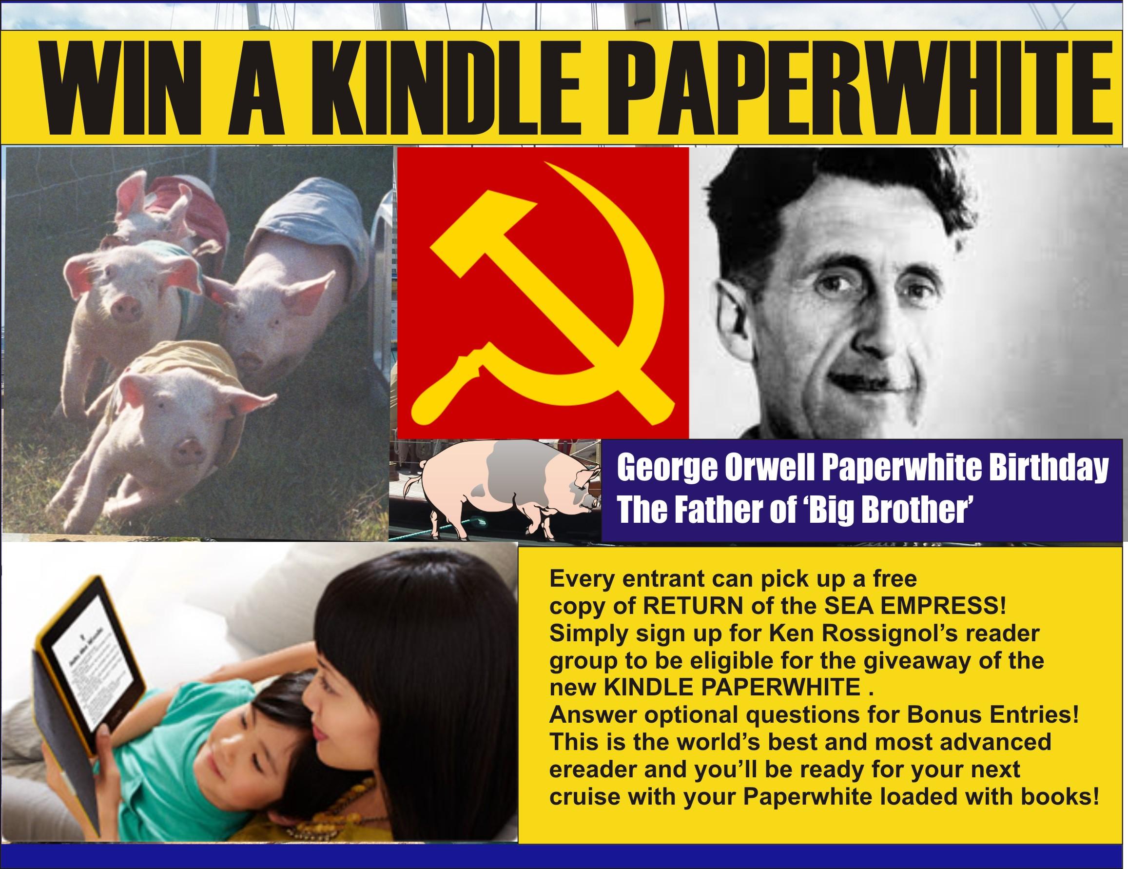 Orwell Paperwhite