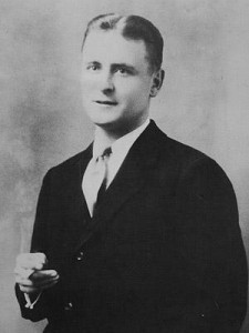 F. Scott Fitzgerald Sept 24, 1896