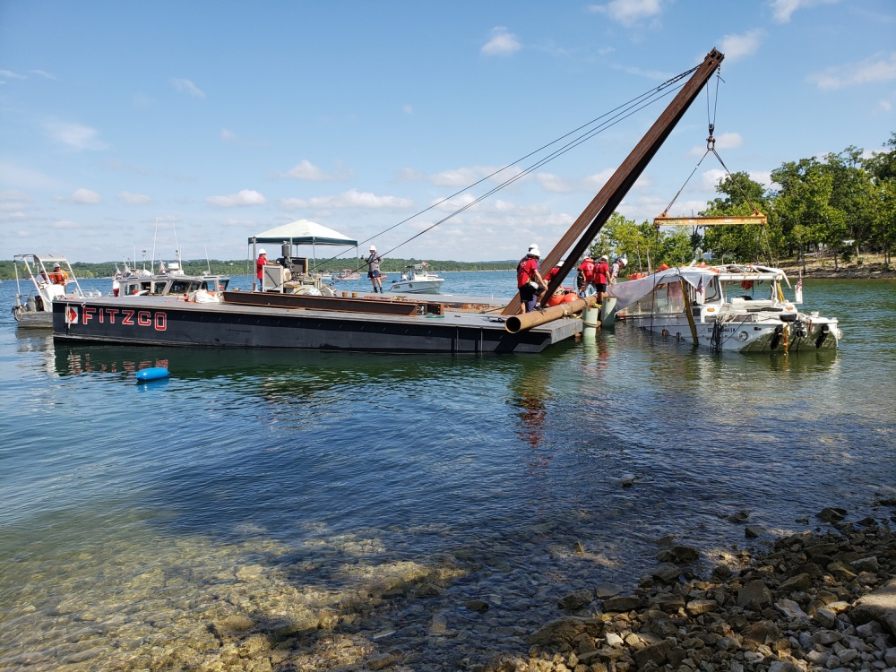 ATTORNEYS FILES SUIT AGAINST DUCK BOATS IN DISASTER THAT KILLED 17 PEOPLE
