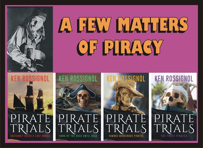 A FEW MATTERS OF PIRACY